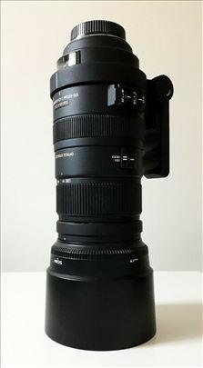 Sigma 120-400mm f/4.5-5.6 DG OS HSM APO za Canon