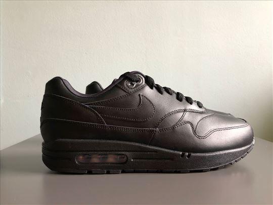 Nike Air Max 1 Premium Black All Leather