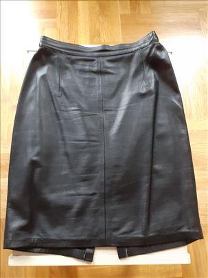 Prodajem kožnu suknju Mona
