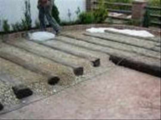 Proizvodnja tepih trave. Novi Sad