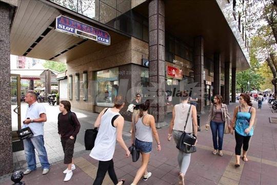 Beograd, Bulevar kralja Aleksandra, Kancelarijski