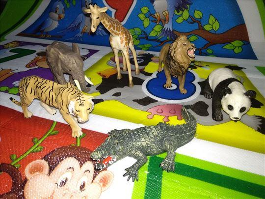 Divlje životinje novo u kutiji kvalitetne + poklon