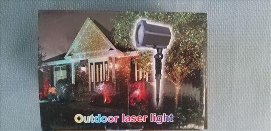 Laser Light Dekoracija Light Show
