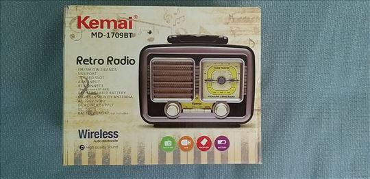 Radio MP3 Retro Stil