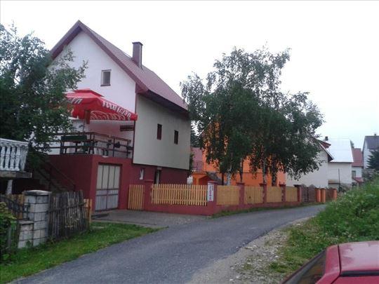 Crna Gora, Zabljak, apartman