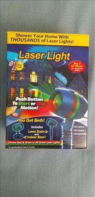 Laser Light Za Unutarnje i Vanjske Prostore