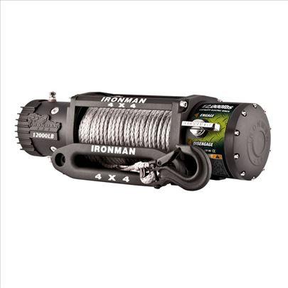 Monster vitlo 12000lbs - sintetičko uže IronMan4x4