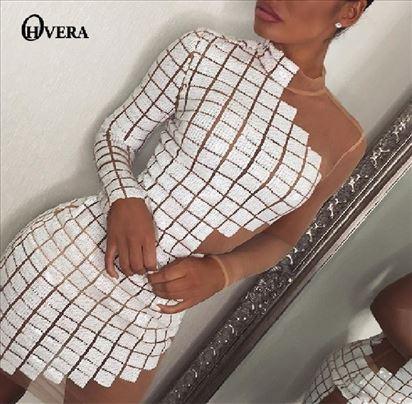 Novogodisnja haljina Ohvera S,M,L,XL
