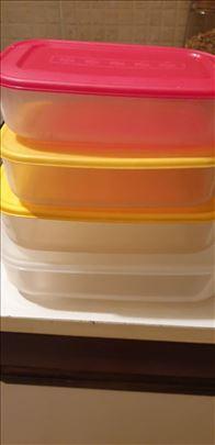 Plasticne posude za cuvanje hrane-novo