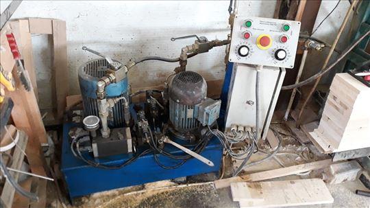 Kontrola hidraulicnog agregata