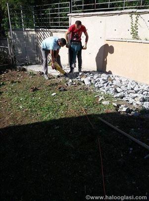 Renoviranje stana, rušenje pločica