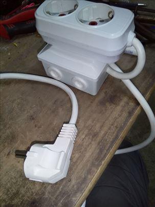 Regulacija obrtaja bušilice - brusilice 220 v 2kW