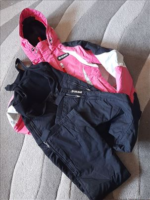 Colmar zenska ski jakna i pantalone