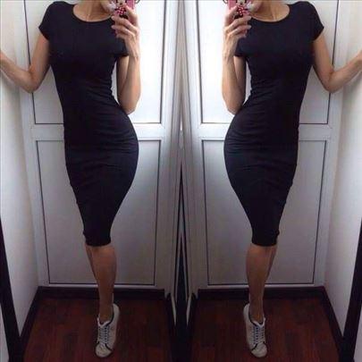 135) Prelepa pamučna haljinica