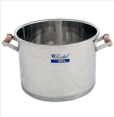 Lonac za kuvanje INOX 35-95L Zottel