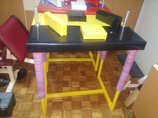arm wrestling table-sto za obaranje ruke