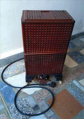 Električna kaljava peć