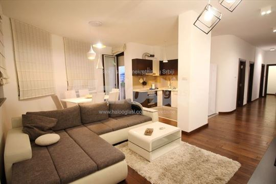 LUX 4.0 stan, garaža, Vračar !! ID 4855