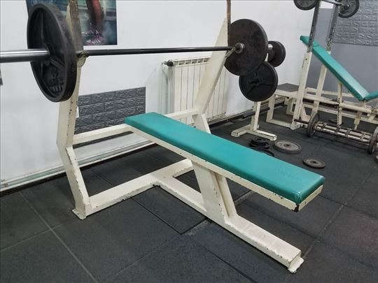 Ravna bench klupa Sportesse