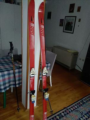 Skije ELAN omni sa štapovima
