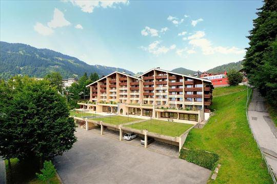 Švajcarska, Villars-sur-Ollon, apartman-  cena