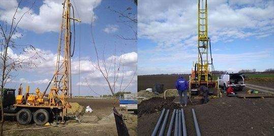 Bušenje bunara Vojvodina