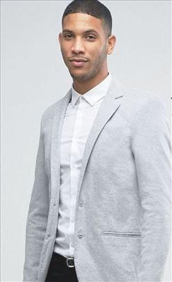 Pull&Bear Blazer In Grey Men Blazers.