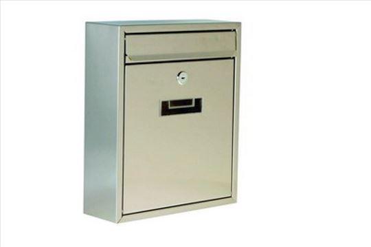 Poštansko sanduče inox Levior