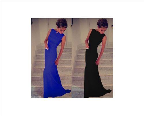 48) Prelepa i elegantna sirena haljina VIŠE BOJA