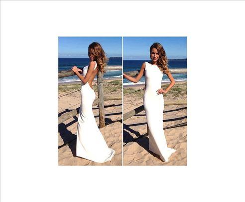 72) Prelepa sirena haljina od skube ( VISE BOJA )