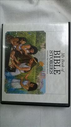 DVD:Biblijske priče 10 kom, novo