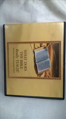 DVD:O čemu uči Biblija 6 kom.,novo