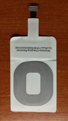 Qi wireless dodatak za Iphone 6/6s/6p/7/7p