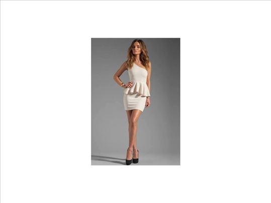 97) Slatka haljinica sa peplunom VIŠE BOJA