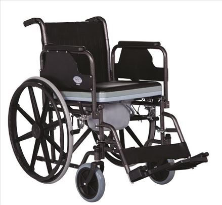 Invalidska WC Kolica Dva u jedan!