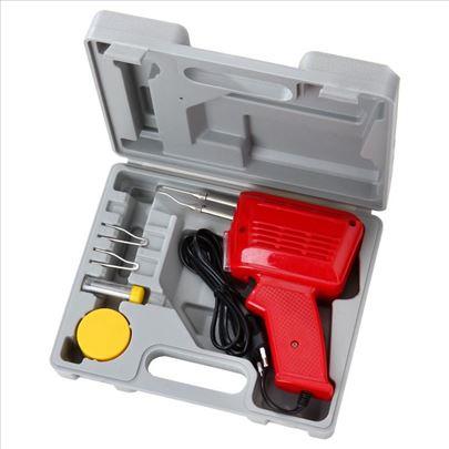Pištolj lemilica sa tinolom