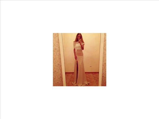 247) Prelepa svečana haljina više boja