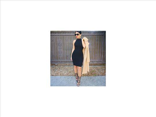 266) Prelepa pamucna haljina više boja