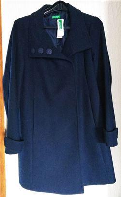 Ženski kratki kaput Benetton - novo