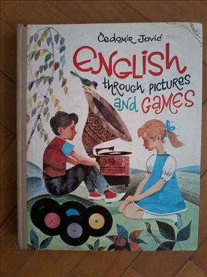 English through picture and games