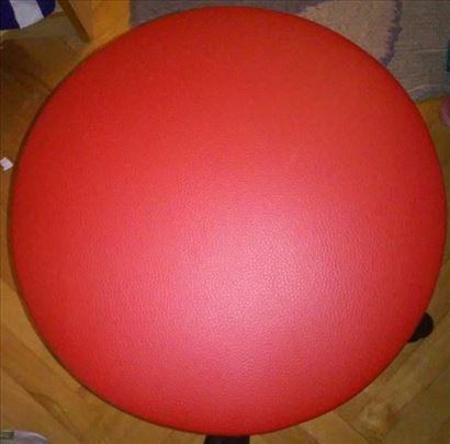 Stolica okrugla