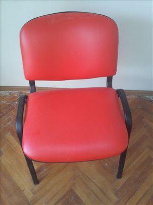 Stolice kancelarijske eko-koža