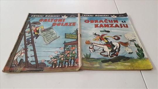 Talicni Tom komplet 2 stripa iz 60-ih retko kolor