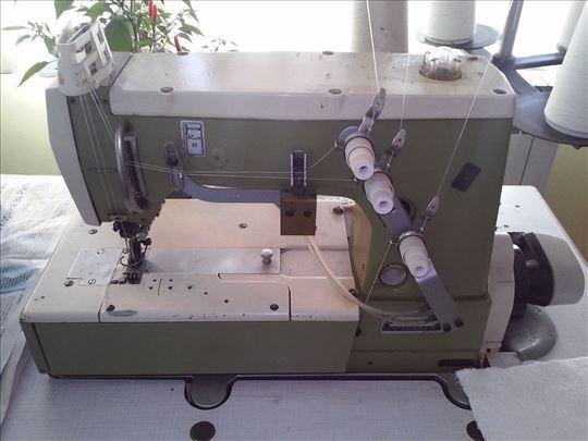 Mašine tekstil overlok, iberdek, mauser