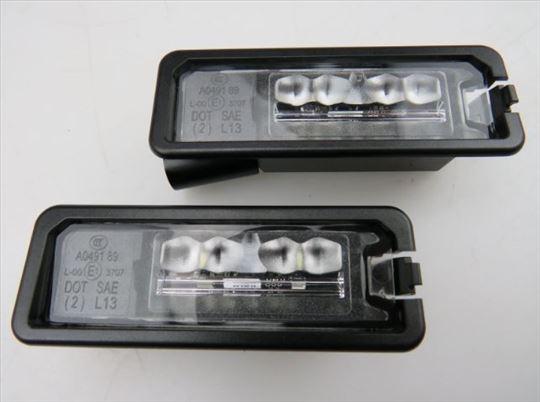 Svetlo Tablice VW Golf 6 Led