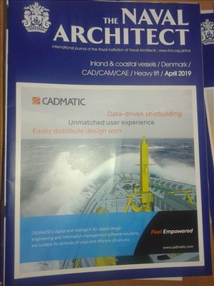 The Naval Architect April 2019