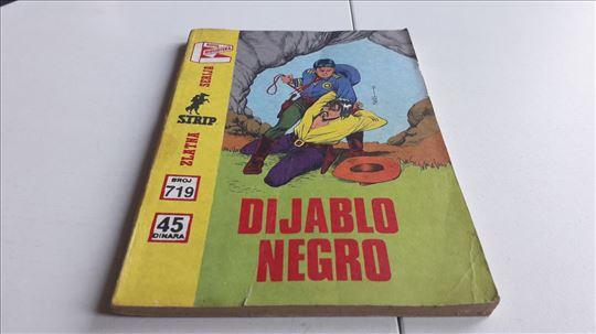 Dijablo Negro Zlatna serija 719 Kapetan Miki odlic