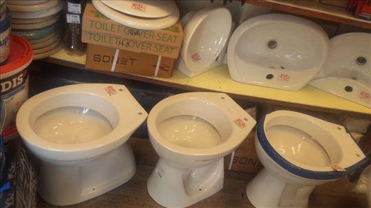 WC šolje pod-zid