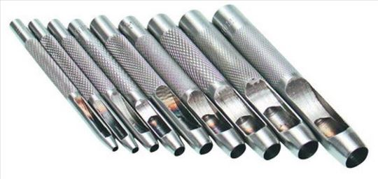 Zumbe za rupe set 2-22mm Levior