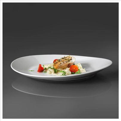 Ikea Skyn 32, bela - tanjir za posluživanje